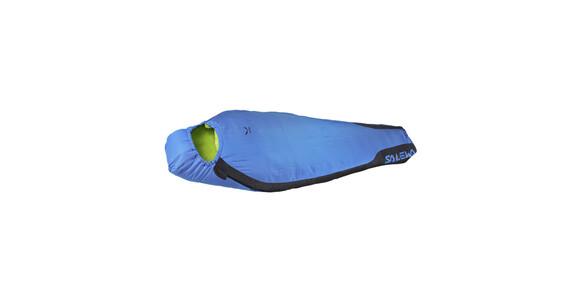 Salewa Micro 600 Slaapzak grijs/blauw